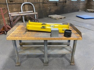 "30 Ton Euromac 1250/30 MTX Indexer Turret Punch, 2007- Table Size 77"" x 88"", Tooling Included"