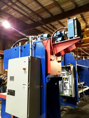 Brand New! 2019 Pacific Eco-Former 200 Ton C-Frame Press, Never been used!