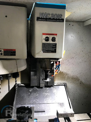1997 Fadal 3016 - CalMotion USB, 10k RPM, Spindle Chiller, Video Available