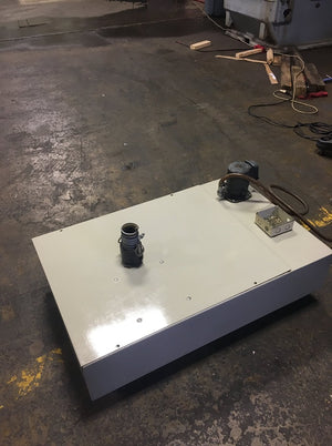 "Okamoto 12""x24"" Hydraulic surface Grinder, Magnetic chuck, very clean and strong"