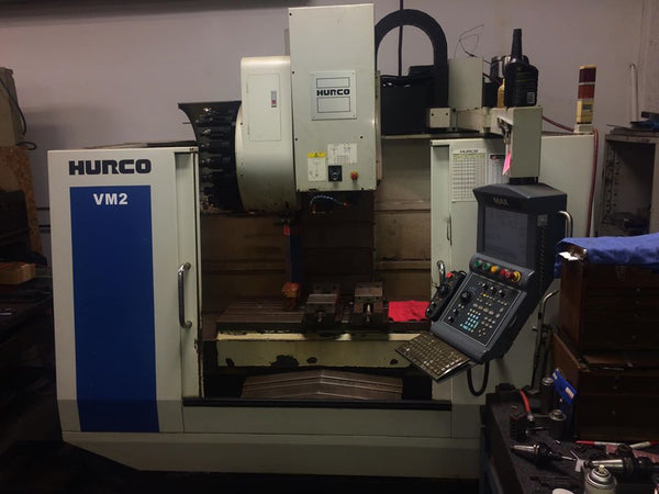 2007 Hurco VM2 VMC,Ultimax CNC Control with MPG, DXF, Tooling