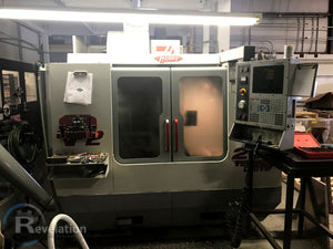 2001 Haas VF-2 LOADED with options, TSC, Side-Mount TC, Probe Ready, New vector Drive, Tooling, Under Power, Video Available