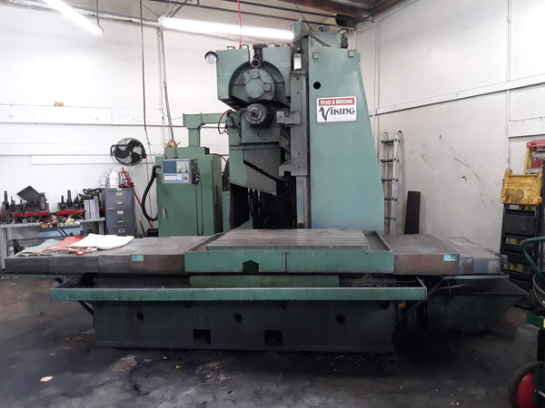 Pratt & Whitney Viking CNC Horizontal Machining Center