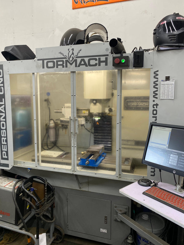 Tormach PCNC 1100, 2016 - Tooling Package, ATC Pressure Sensor