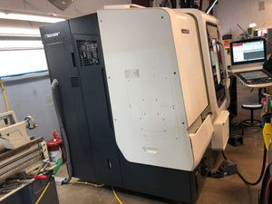 2017 DMG Mori NLX 1500 - Low Hours - Video Available