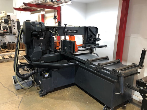 "13"" x 20"" Cosen C-510 MNC Automatic Horizontal Band Saw, 2016"