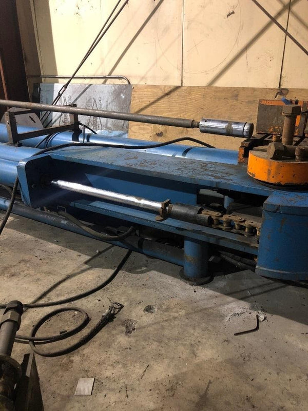 "5"" Sch. 80 Wallace Pipe Bender"
