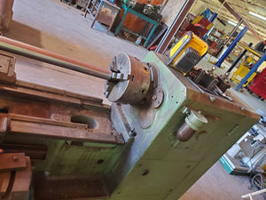 Kingston HL-3000 Gap Bed Lathe - 1981