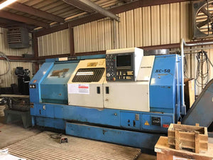 Mazak QT 35N CNC Lathe, 1994, Great Shape