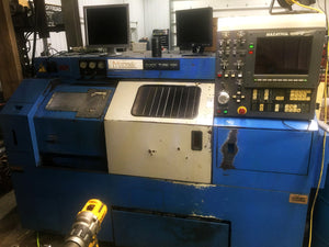1993 Mazak QT 18N, Under Power, Video Avaialble