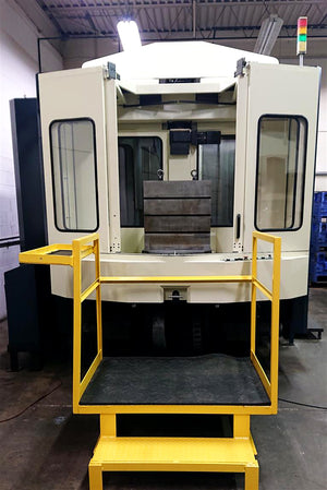 "Makino A77 Horizontal Machining Center- 24.8"", CTS, 4th Axis, Tooling"