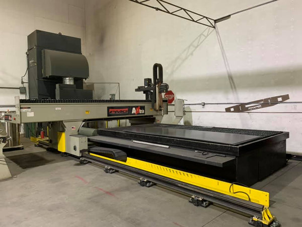 "Alltra Hypertherm HPR260xd 175""x 107"" CNC Plasma Table, 2012"