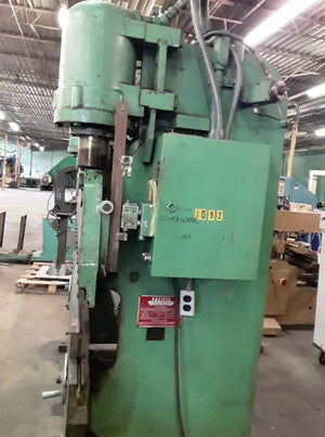 70 Ton x 8' Pacific 70-8 Press Brake