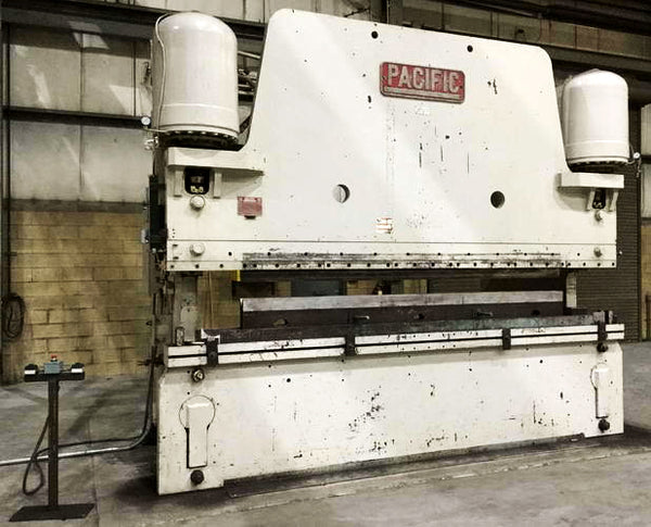 1960s Pacific 600 Ton x 14ft. Press Brake