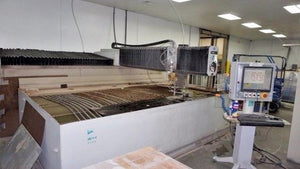 2007 Flow CNC Water Jet Cutting System 6ft x 12ft