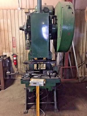 Niagara A 3-1/2, 45 Ton, OBI Punch Press