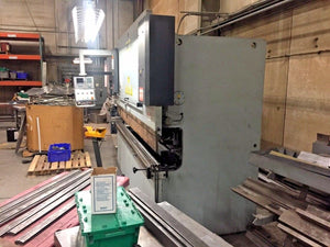 Baykal Primeline 100 Ton x 10ft CNC Press Brake, YEAR 2002