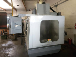 Haas VF-5XT 5 Axis VMC, 2007 - 40 Tool SMTC - Haas 310 Trunnion Available at Addt'l Cost