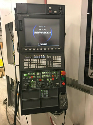 2018 Okuma MB-5000H - Never used, 0 Hours, Under Power, Video