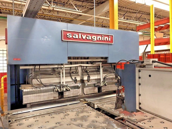 Salvagnini P4-1612 Panel Benders, Year 1994