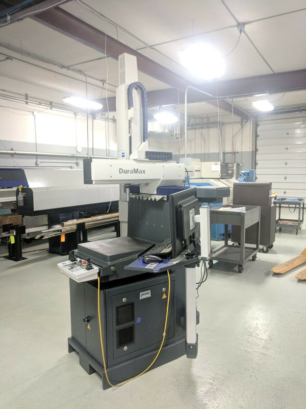Zeiss Duramax CMM 5/5/5, 2012 - Quality Control Machine
