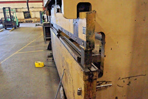 HTC 200 Ton x 12ft Press Brake, Model 200-12H, 1980s