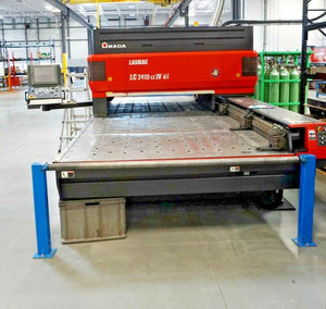 2008 Amada Pulsar LC-2415A4 NT - Low Hours
