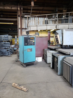 Whitney Model 647-D 40 Ton CNC Punch / Plasma