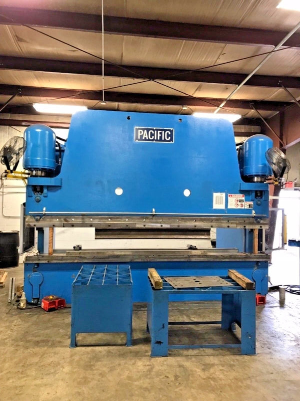 Pacific 400 Ton x 14ft. Press Brake - Complete rebuild by Pacific in 2017!