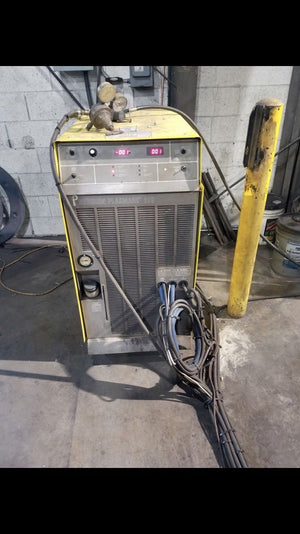ESAB CNC Plasma Cutting Table 9ft x12ft, Year 2005