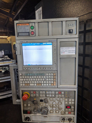 2012 DMG Mori Dura Vertical 1035 with 4th Axis - Excellent Condition