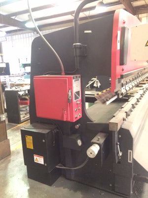 Amada Promecam RG103 110 Ton x 10ft Press Brake w/ NEW HURCO Backgauge