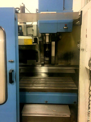 1995 Supermax Model Max 1 Rebel CNC Vertical Machining Center (Fanuc 0-M)