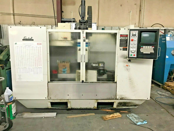 1997 Fadal 4020 VMC, 4th Axis, VIDEO Available!!
