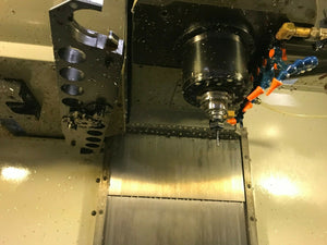 2007 Haas VF-2SS - 12k RPM Spindle - Wired for 4th Axis - HS Machining - Video!