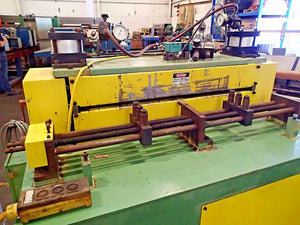 Dallas DRF-436 Press Feeder With Control Stand
