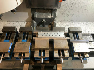 2012 Haas TM-2P - 6k RPM - 10 Tool ATC - IPS & VQC - Rigid Tap - Available Now!