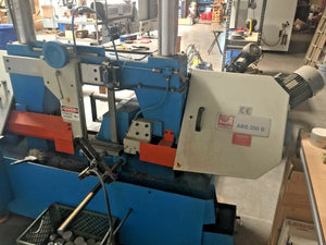 Knuth Dual Column Automated Horizontal Band Saw 350B
