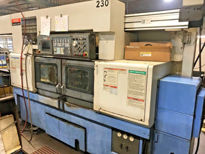 2000 Mazak Multiplex 6200 with Flex GR-100 Gantry System - Live Milling