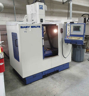 Baby Brute CNC Vertical Machining Center