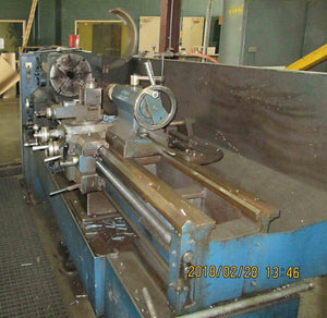 Standard Modern Model 1980 Engine Lathe- 19 Swing, 80 Centers