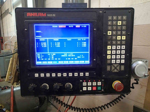 Cincinnati Cintimatic CNC Horizontal Boring Mill- Anilam CNC, 4th Axis, 1997 Upgraded