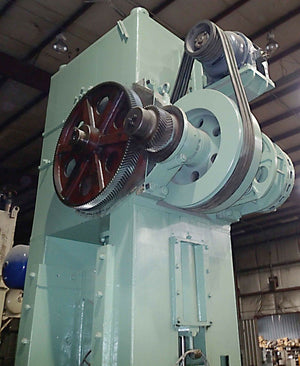Clearing 400 Ton Straight Side Press- Model F-1400-42