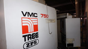 TREE VMC-750 Vertical Machining Center