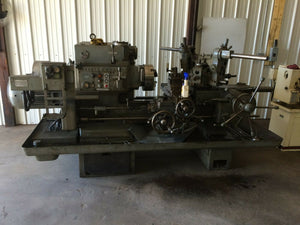 Warner Swasey No.5 Turret Lathe