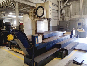 Brute 2210 Vertical Machining Center- 85 x 38