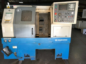 1996 Daewoo Puma 6G - PARTS MACHINE - MAKE OFFER