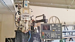 1999 Hurco CNC Milling Machine Hawk 40