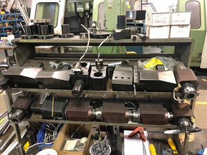 2007 Mighty Viper VT33 BLMX 1500 - Live Tooling, Under Power, Video Available