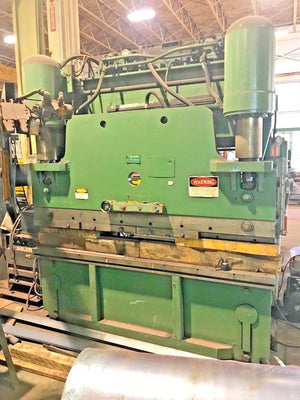 Pacific 225 Ton x 8ft Press Brake, Priced to Sell!!